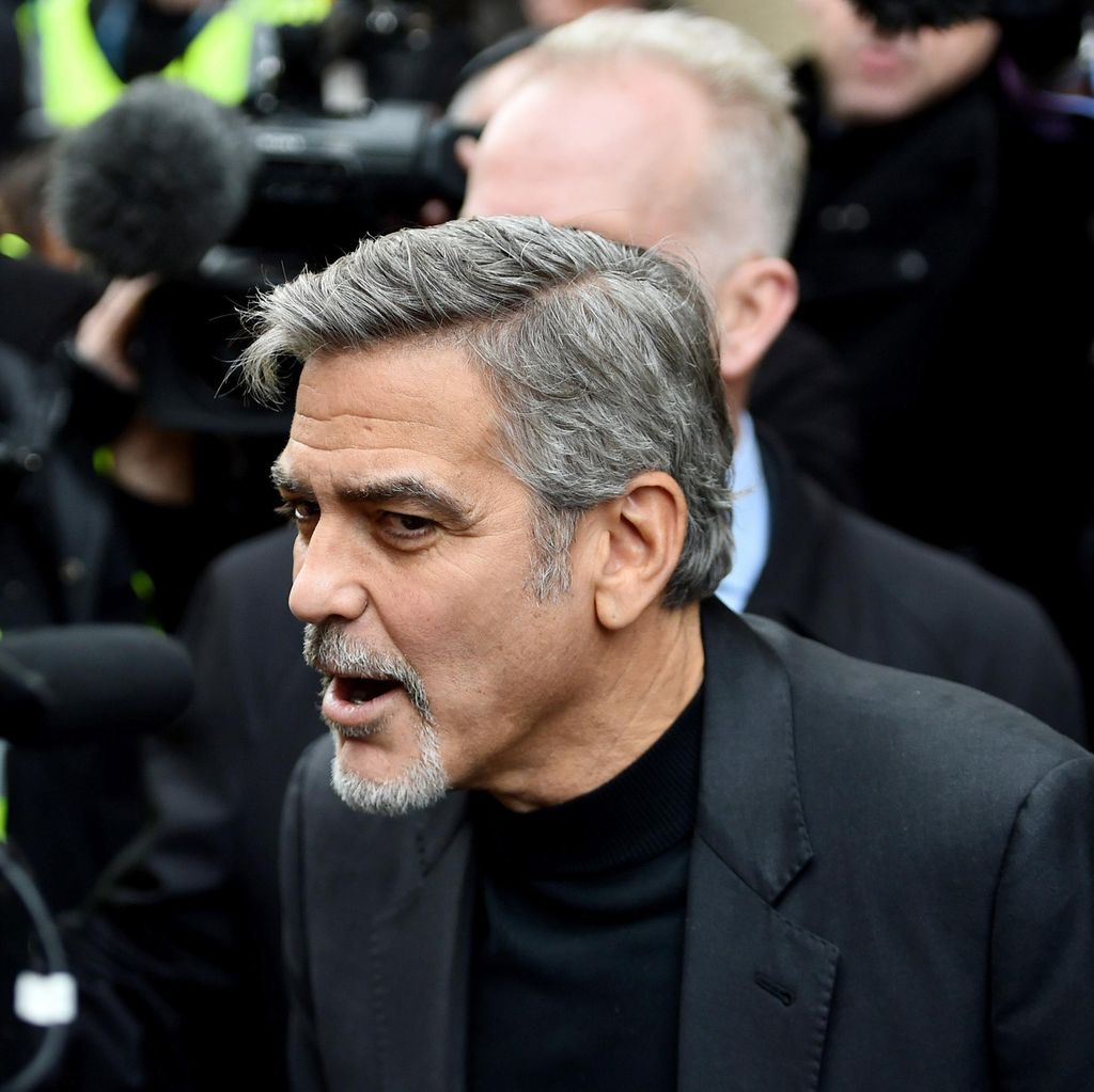 Diduga Terlibat Pencucian Uang, George Clooney Diperiksa FBI?