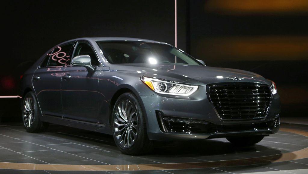 Hyundai Nekat Bangun Diler di China