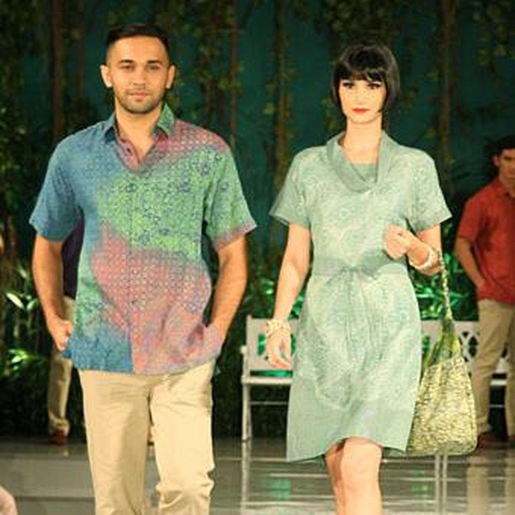 Bikin Batik pun Sekarang Pakai Teknologi