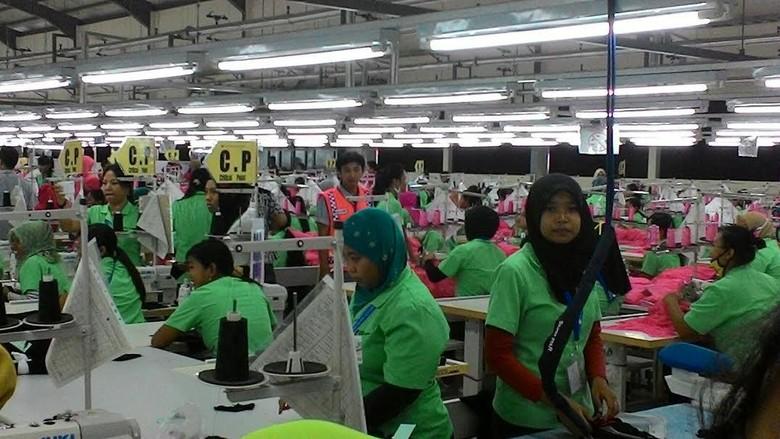 Pemerintah akan Berikan Insentif Pajak ke Industri Padat Karya