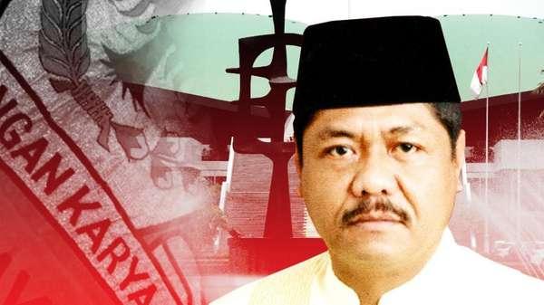 Jadi Tersangka di KPK, Politikus Golkar Budi Supriyanto Tak Tampak di DPR