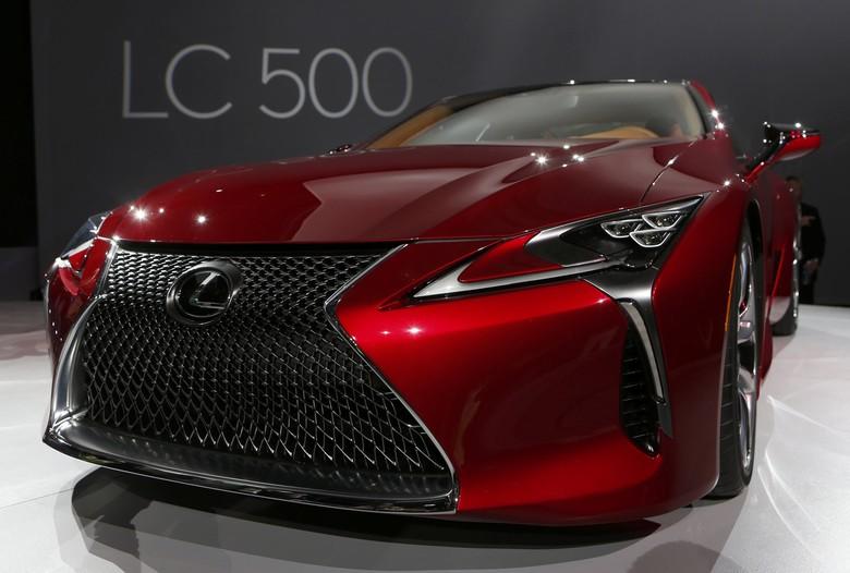 Lexus Siapkan Kejutan untuk Indonesia