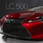 Lexus di Jepang Luncurkan LC Terbaru