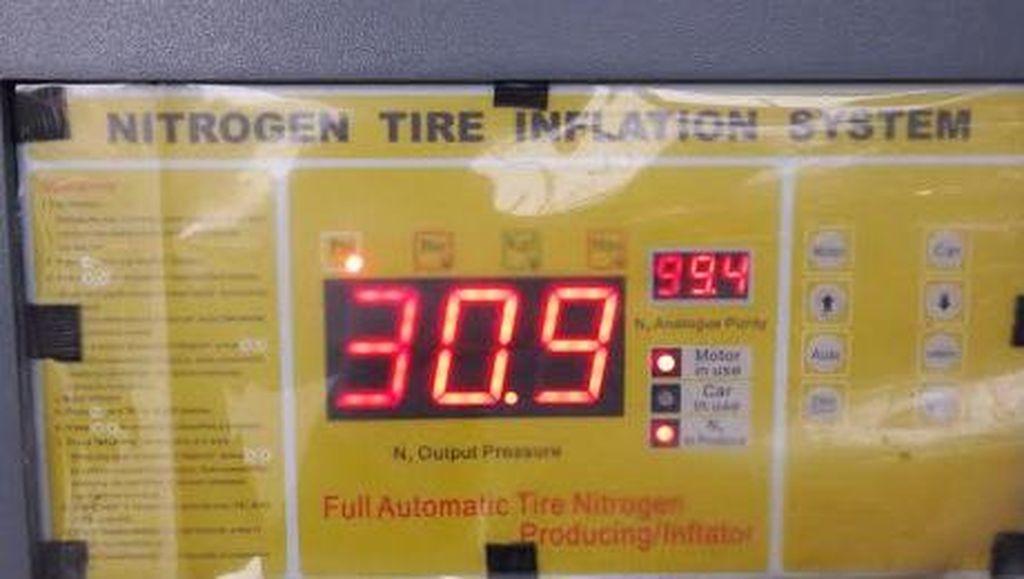 Isi Nitrogen untuk Ban Pakai Kompresor Apa Tidak Sih?
