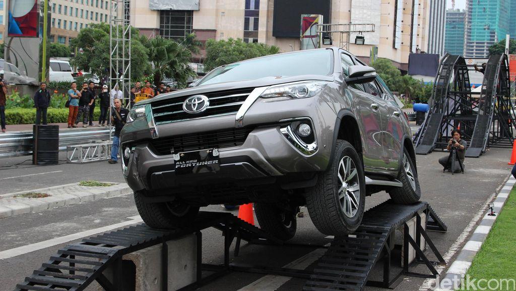 Toyota: Penjualan SUV Naik, Tapi MPV Tetap Paling Besar