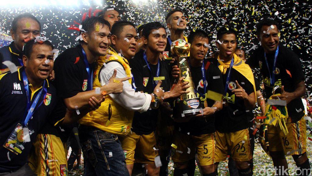 Mitra Kukar Juara Piala Jenderal Sudirman