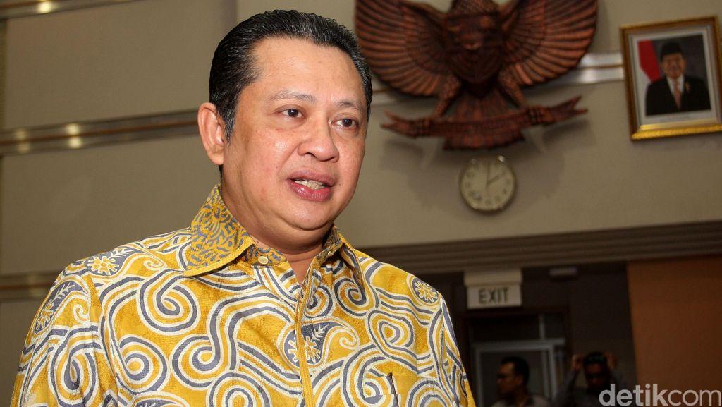 Bantah Miryam, Bamsoet: Penyidik KPK Sangat Ramah dan Sopan