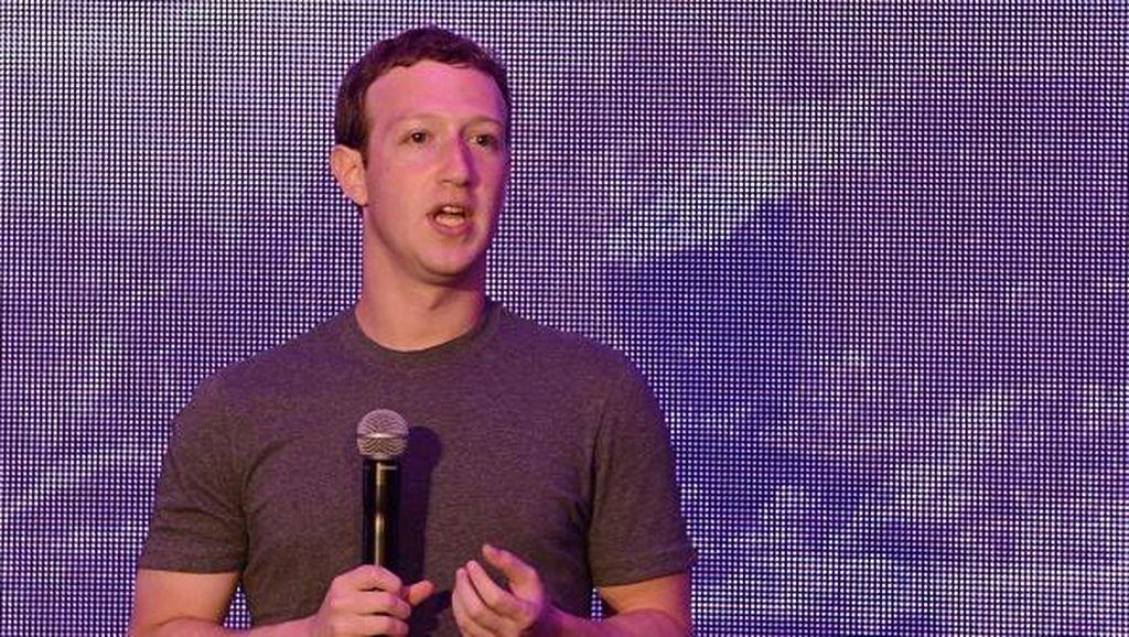 Sosok Genius Ini Bilang Pengetahuan Zuckerberg Terbatas