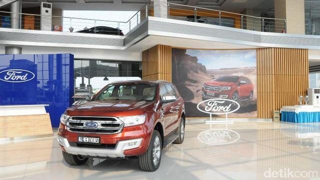 Ford Siap Tunjuk Pihak Ketiga di Indonesia