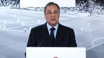 Florentino Perez Tetap Jadi Presiden Madrid hingga 2021