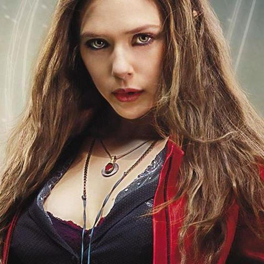 Hubungan Scarlet Witch & Vision di Avengers: Infinity War