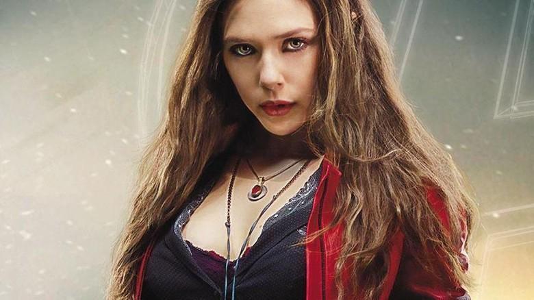 Penampakan Elizabeth Olsen Syuting Avengers: Infinity War di Skotlandia
