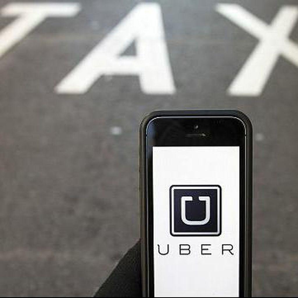 Uber Dilarang Beroperasi di Italia