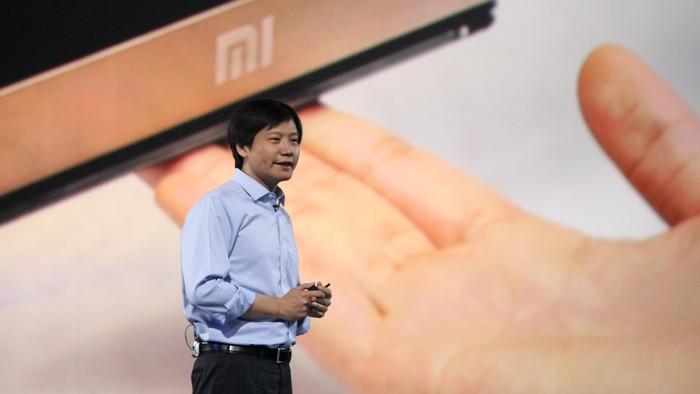 CEO Xiaomi, Lei Jun (Foto: Getty Images)