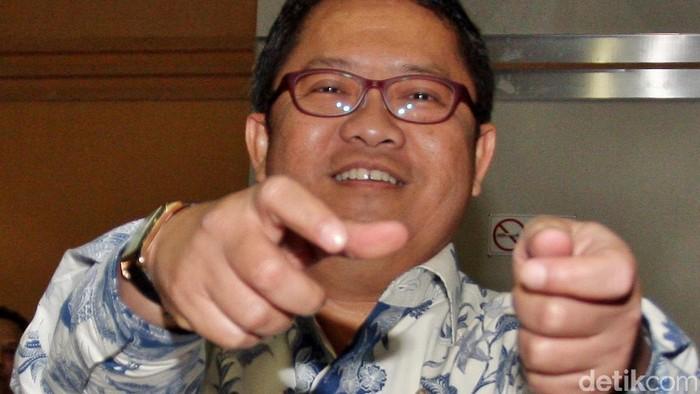 Menkominfo Rudiantara (Foto: Lamhot Aritonang)