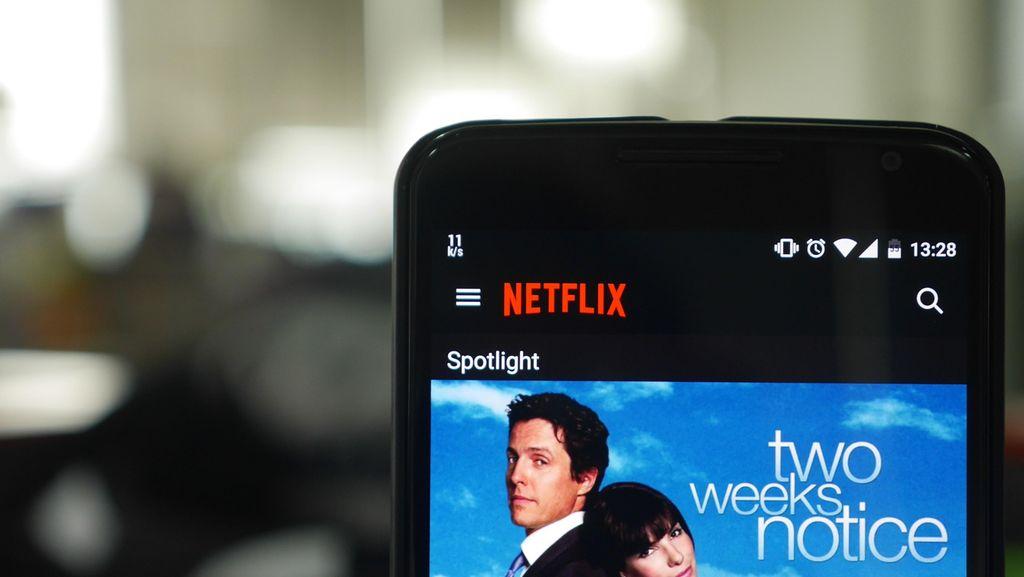 Pesaing Telkom Serukan Bebas Nonton Netflix