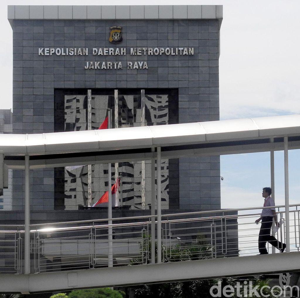 Sejumlah Perwira di Tingkat Polda Metro Jaya Dirotasi