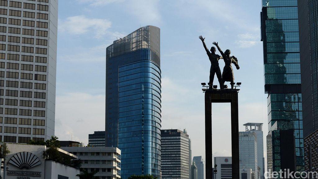 Butuh Waktu 10 Tahun Bangun Ibu Kota Baru di Luar Jawa