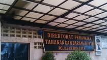 22 Tahanan Nyoblos di Rutan Polda Metro