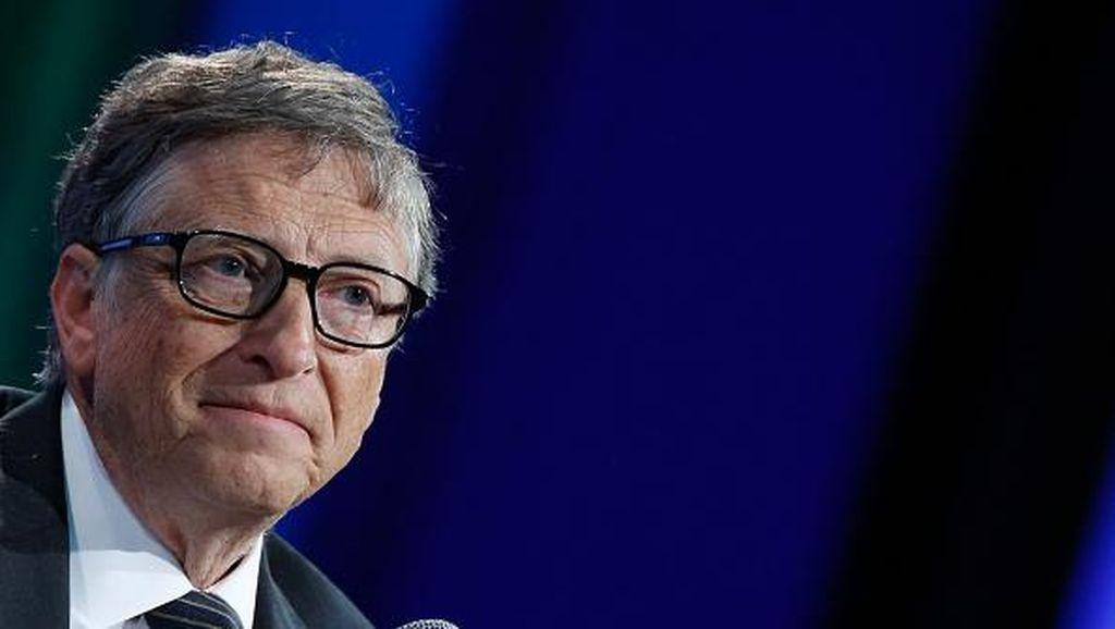 Pernyataan Keras Bill Gates Soal Imigran: Persulit Mereka