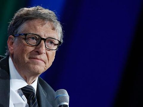 Menu Makan Siang Bill Gates, Steve Jobs hinggga Donald Trump