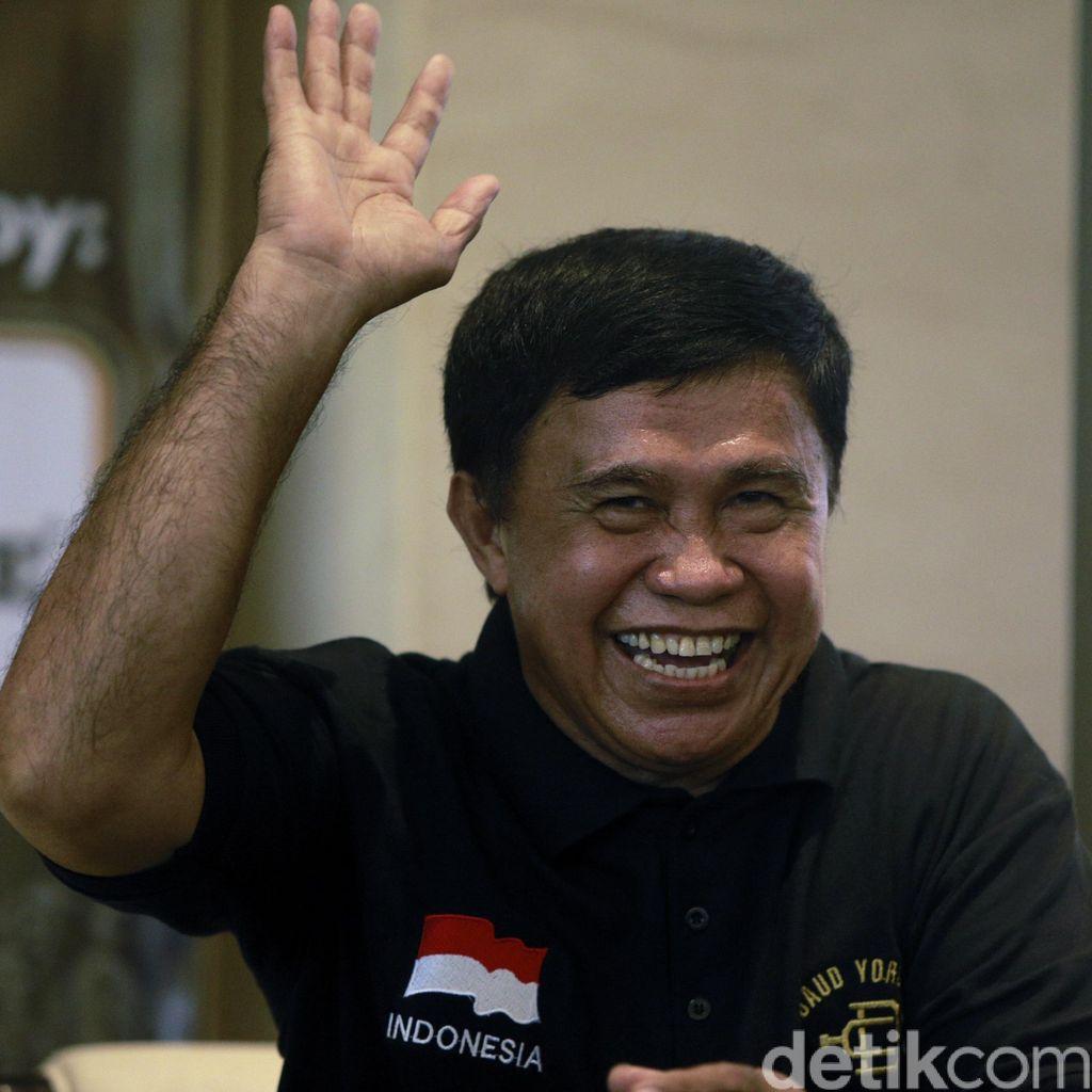 Daud Yordan kepada Ellyas Pical: Selamat Ultah Muhammad Ali-nya Indonesia!
