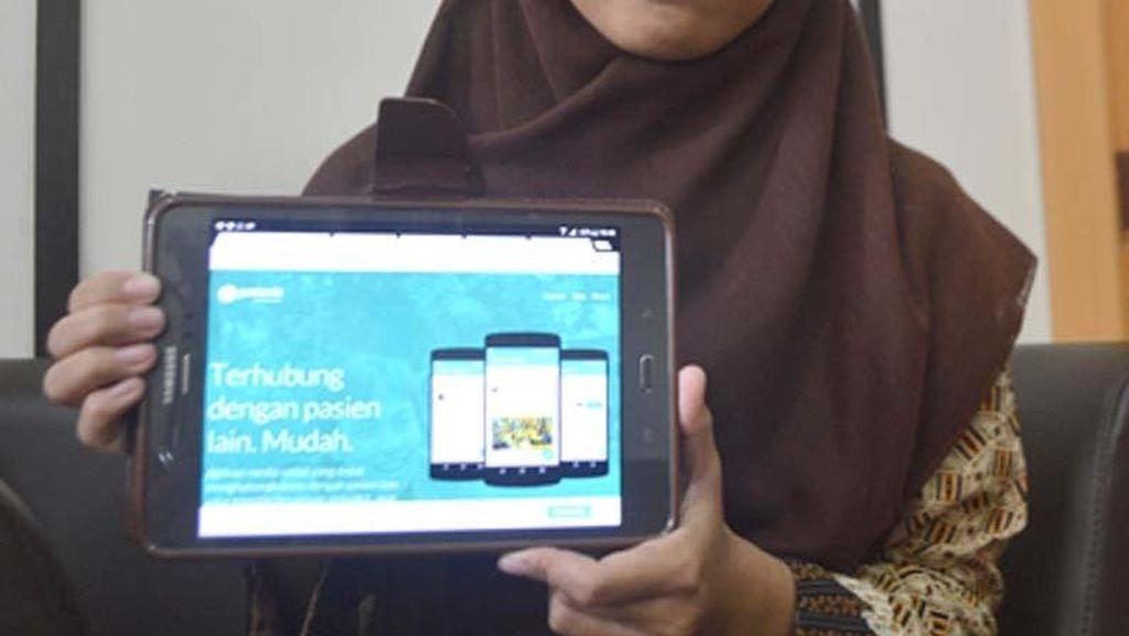 Pasienia, Aplikasi Mahasiswa UGM untuk Curhat Pasien