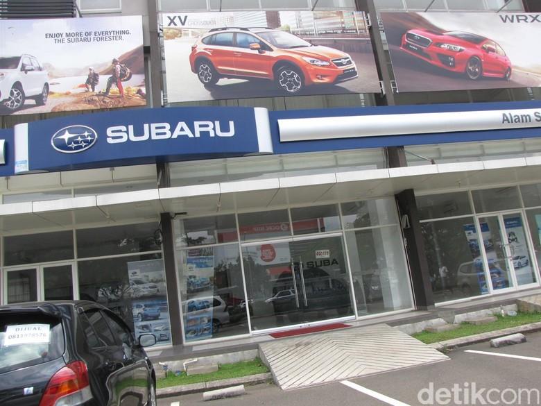 Produsen Subaru Ganti Nama Mulai Tahun 2017