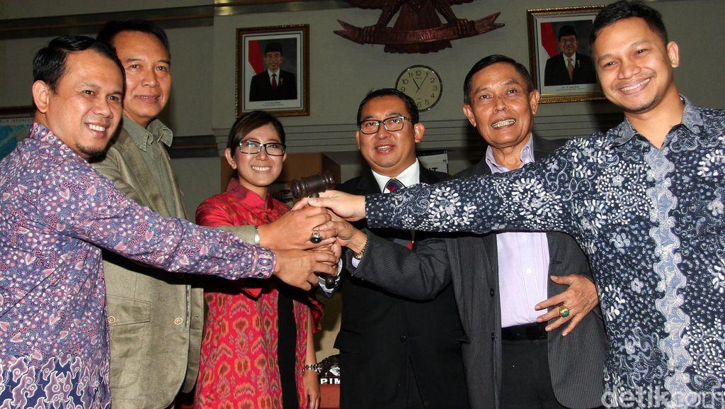 Meutya Hafid Jadi Wakil Ketua Komisi I DPR