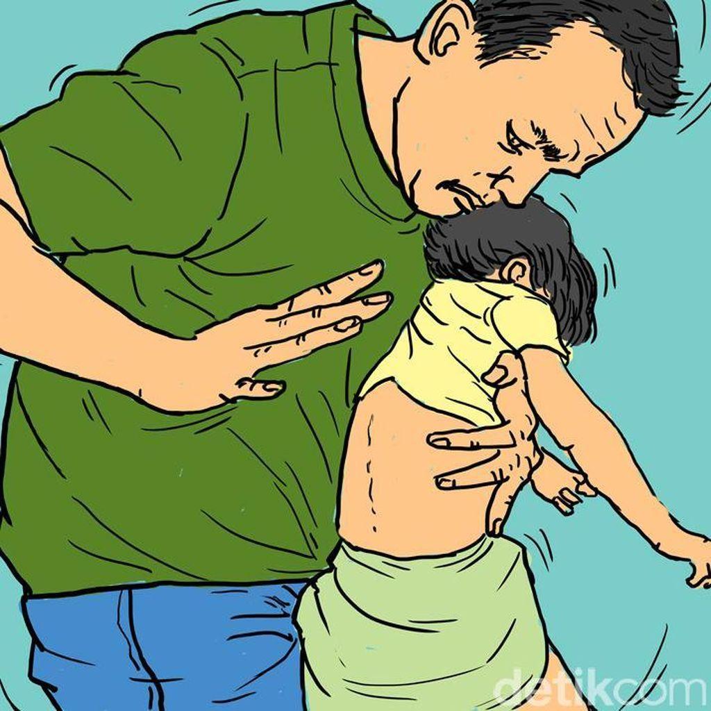 Respons KPAI Sukabumi soal Ayah Lempar Bayi ke Tungku