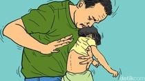 Ayah Lempar Anak ke Arah Tungku, Polisi: Kondisi Bayi Luka Lebam