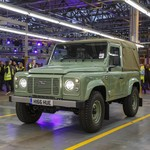 Land Rover Defender Tidak Akan Dibuat Siapa Pun