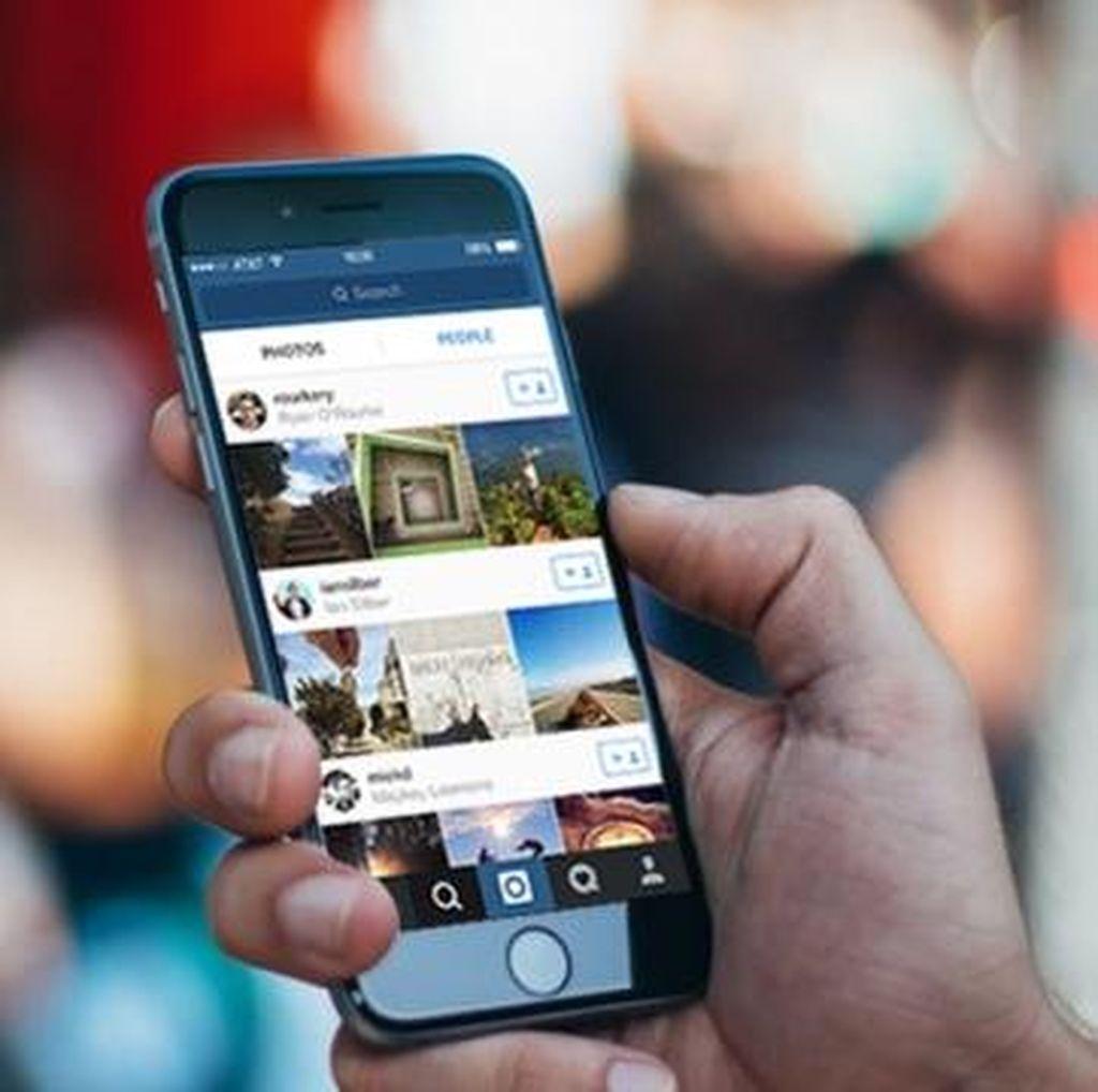 Menghemat Paket Data dari Autoplay Video Instagram