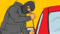 Petugas PJR Tangkap Spesialis Pembobol Mobil di Rest Area Tol Merak