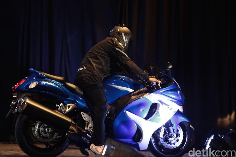 Apa Kabar Suzuki Hayabusa?