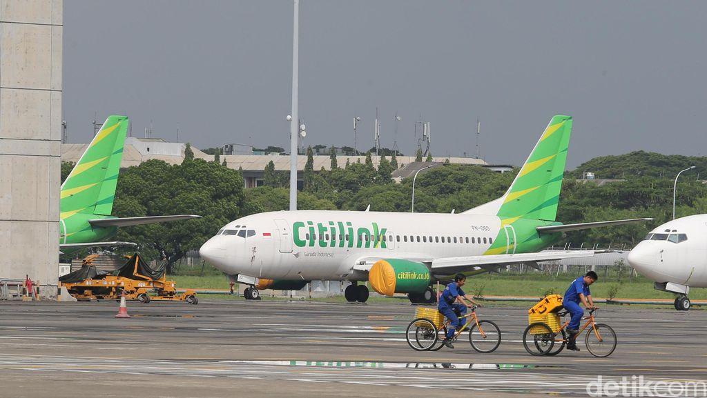 Penerbangan Delay dan Batal, Citilink Beri Penumpang 3 Alternatif