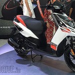 Skuter Aprilia SR150 Ini Sudah Dijual di India, Harganya Mulai Rp 12 Jutaan