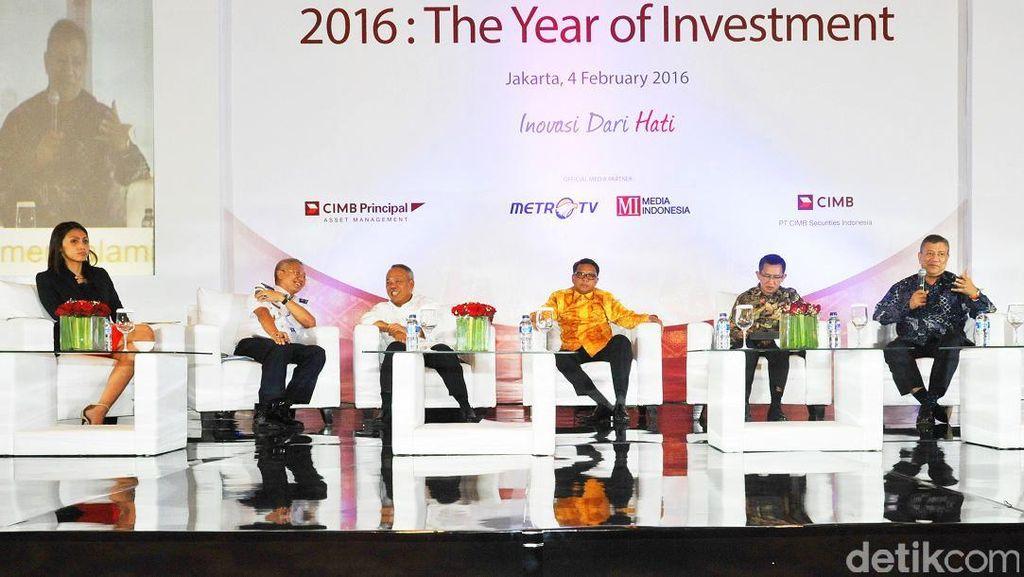 CIMB Niaga Economic Forum 2016