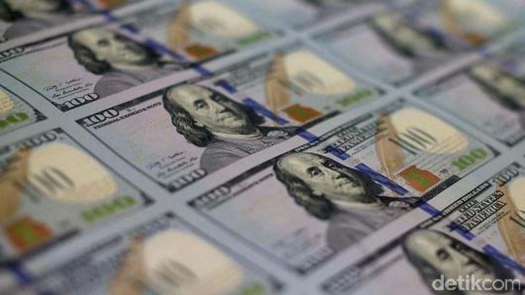 Utang Luar Negeri RI Capai US$ 321,7 Miliar