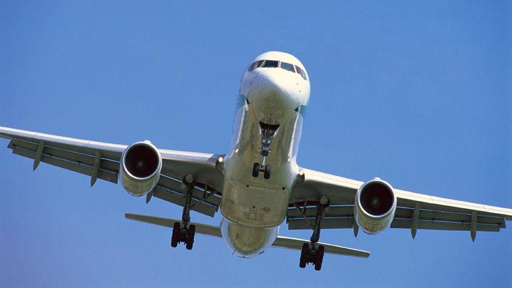 Kemenhub: Tak Ada Larangan Bawa Laptop ke Kabin Pesawat
