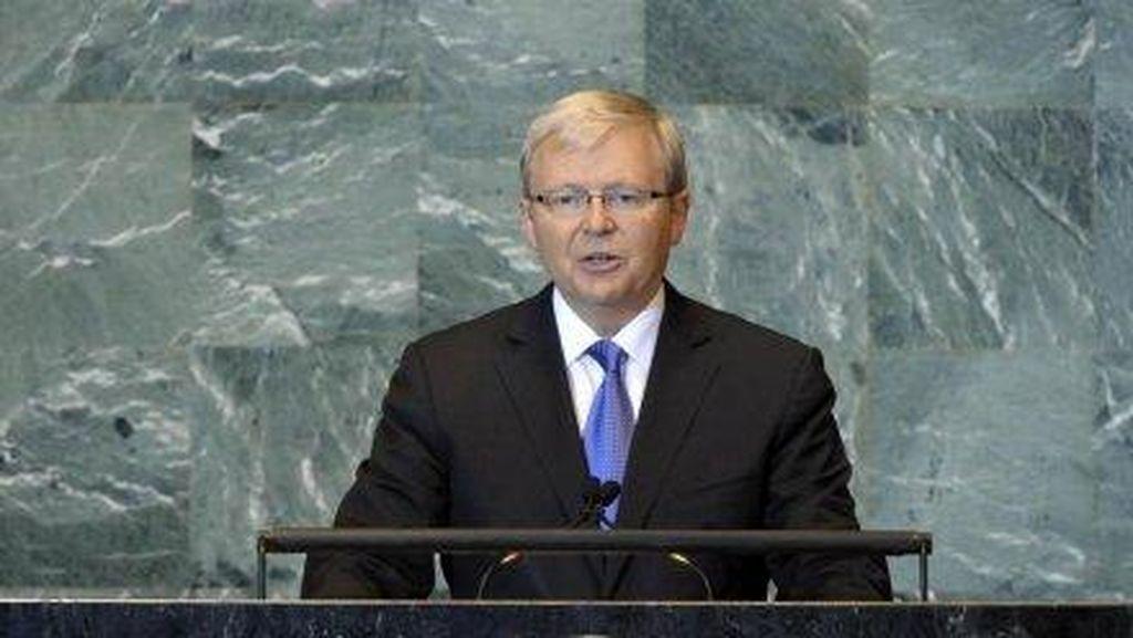 Kevin Rudd Akan Dinominasikan Jadi Sekjen PBB, Senator Australia Ini Berang
