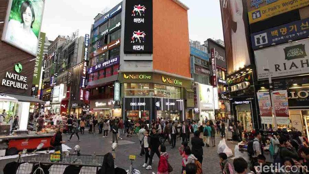 Makin Banyak Turis Indonesia Traveling ke Korea Selatan