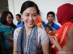 Ungkapan Veronica Tan Tentang Keluarga Djarot di Hari Lebaran