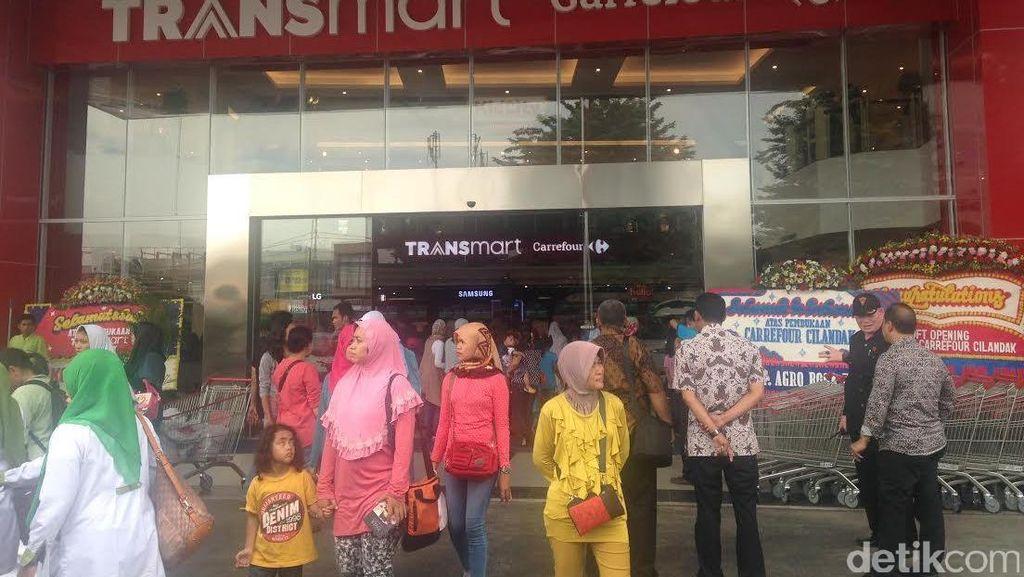 Transmart Segera Hadir di Surabaya