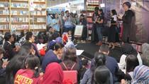 Komunitas Indo Harry Potter Meriahkan Perayaan Pesta Mantra Jakarta