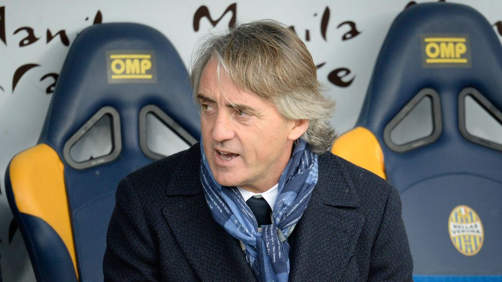 Mancini Sudah Siap Melatih Lagi