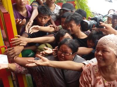 Berburu Angpau di Kelenteng Gondomanan Yogyakarta
