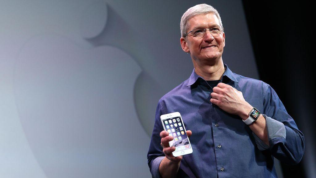 Apple Tanam Rp 13 Triliun untuk iPhone Made in USA