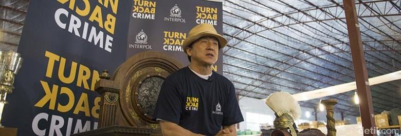 Kapolri: Tak Ada Larangan Pakai Kaos Turn Back Crime, itu Bukan Seragam Polisi