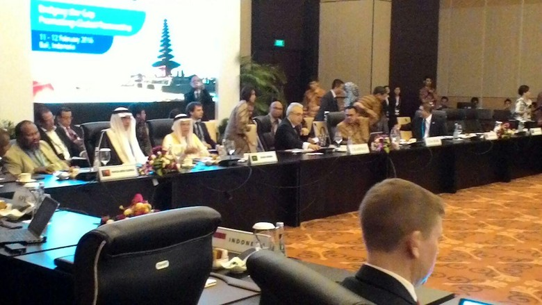 17 Negara Teken Deklarasi Bali Clean Energy Forum